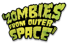 ZOMBIES FROM OUTER SPACE - Der Film